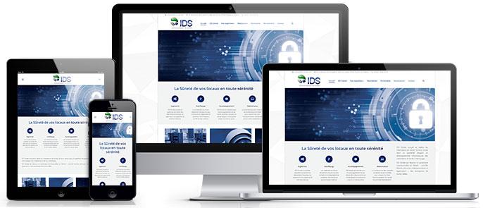 site web d'IDS sûreté